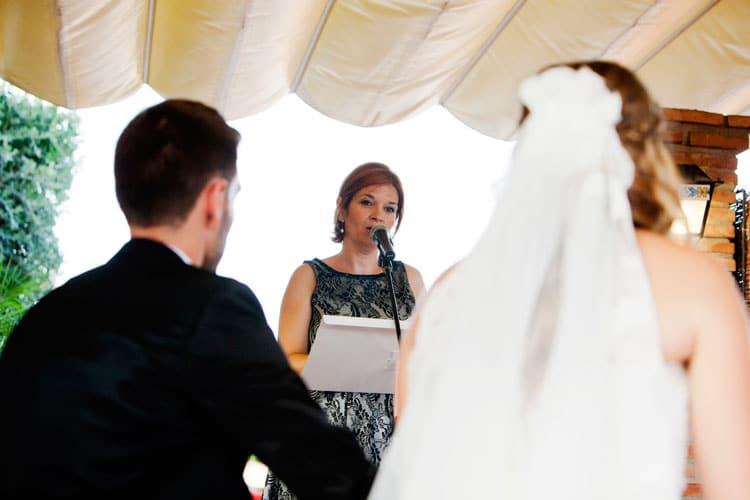 ¿Pero la boda es de verdad o es paripé? Salones de Boda testigos de vuestra elección