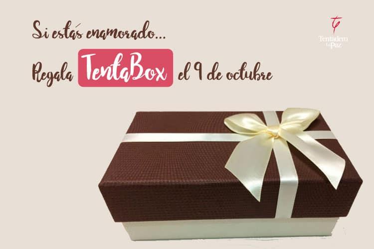 Si estás enamorado, regala la cajita «TentaBox» el 9 de octubre