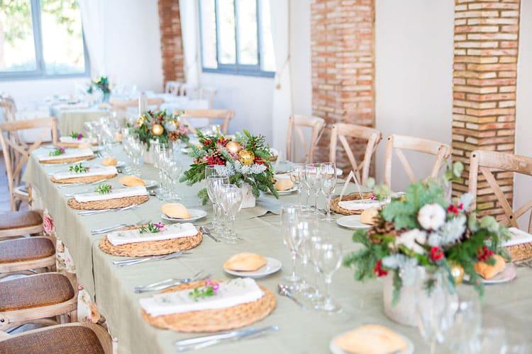 Consejos para la cena de empresa de Navidad