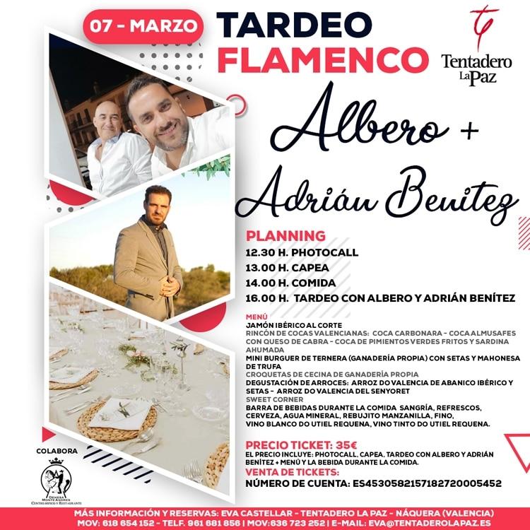 Tardeo Flamenco, el evento que esperabas